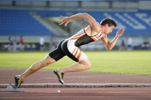 Sprinter, Sports injury