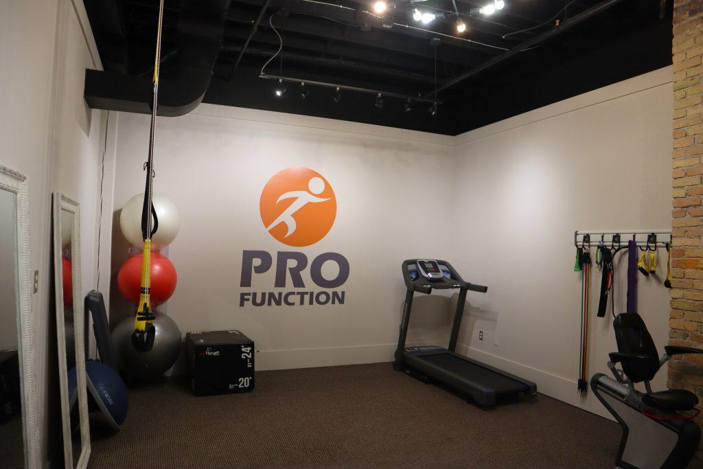 Gym at Health Care Team London Ontario