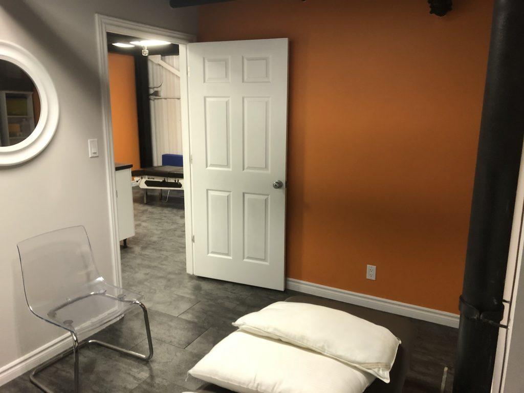 Pro Function SIC massage room