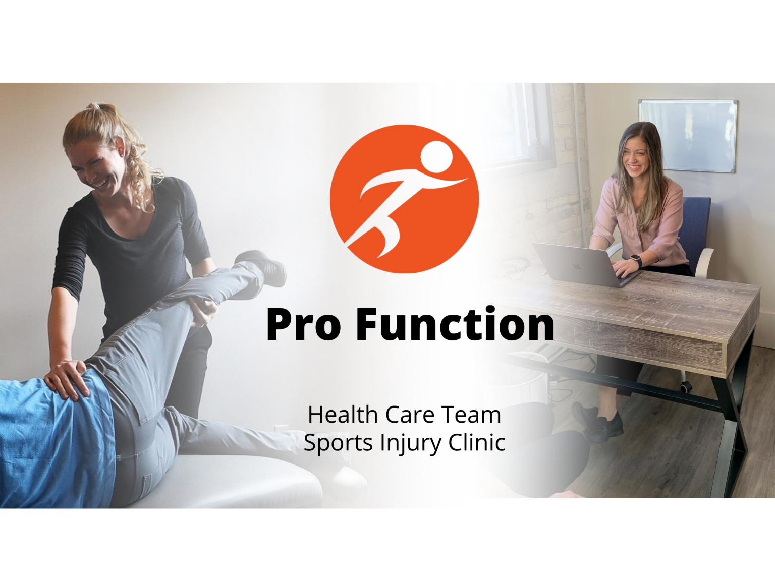 Pro Function Rehab London Ontario