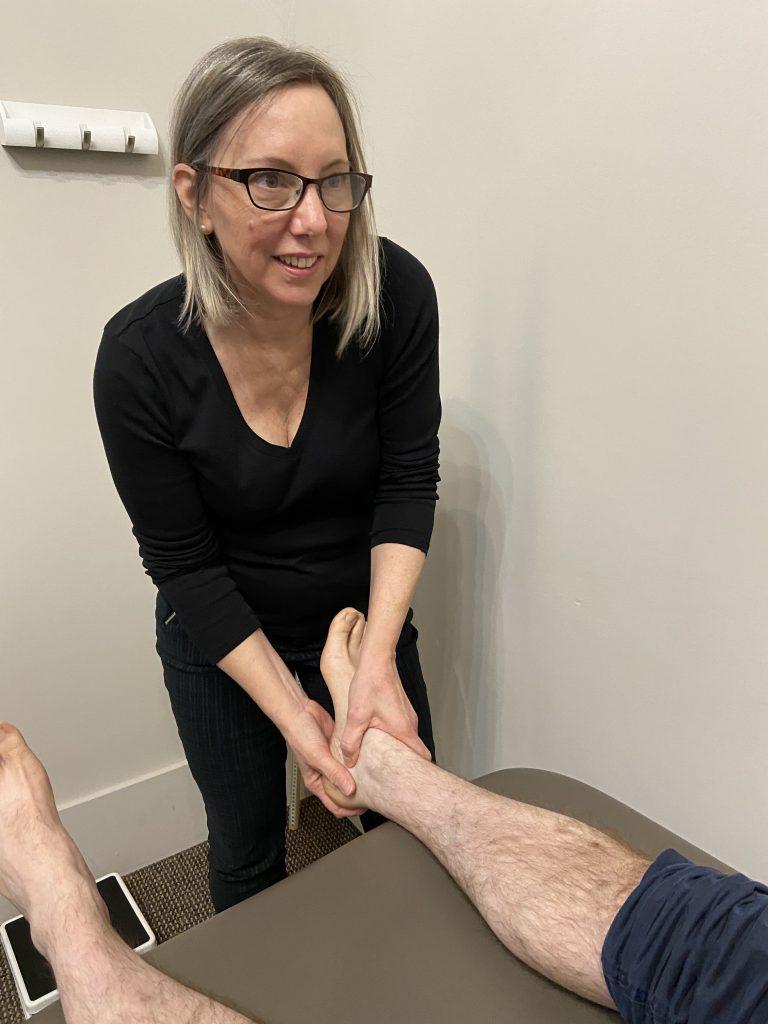 Judy Flegal Orthotic Assessment