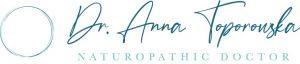 Dr. Anna Toporowska Logo