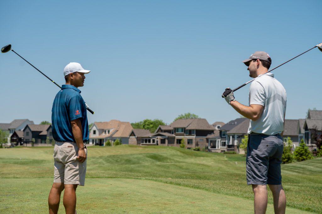 Dr. Josh Macedo Coaching Golf